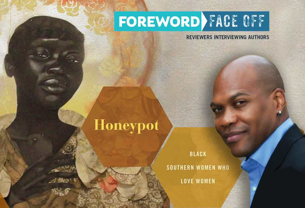 Honeypot cover and author