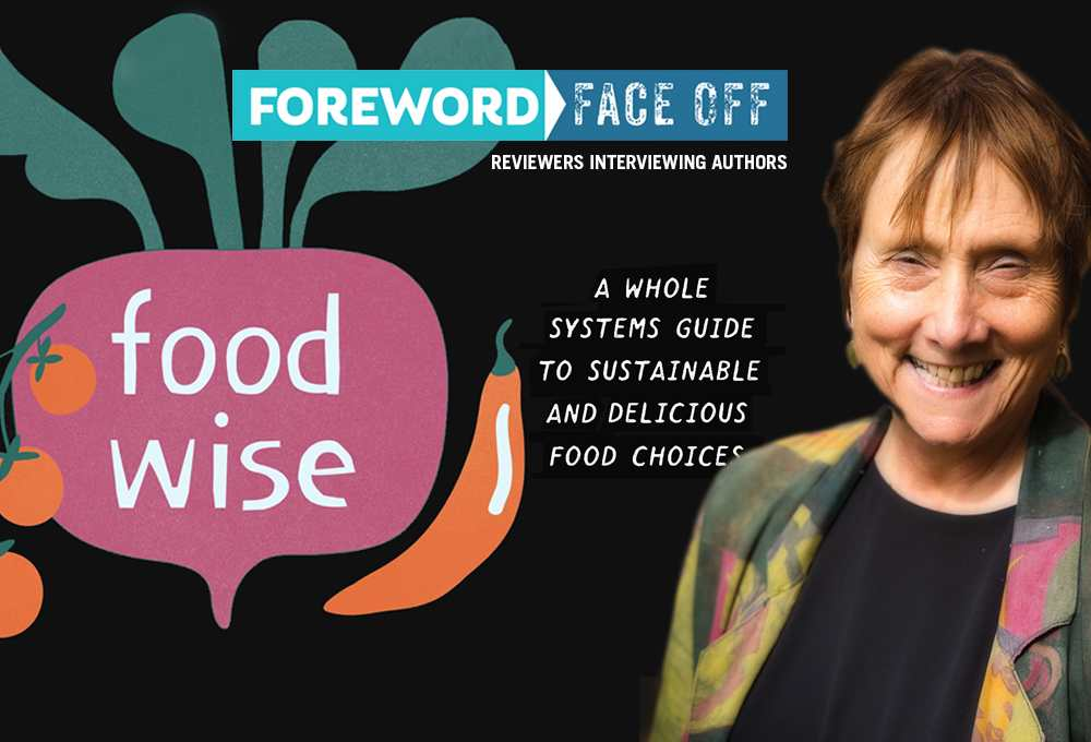 Foodwise cover and author Gigi Berardi