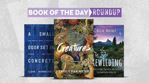 Book of the Day Roundup Art for Dec. 30, 2019–Jan. 3, 2020