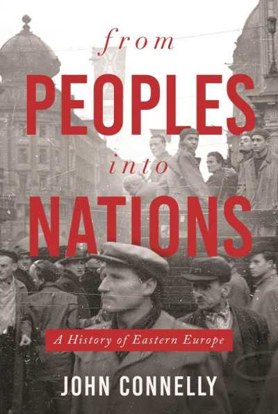 From Peoples into Nations Cover