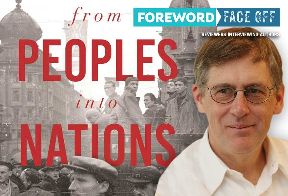 Peoples into Nations Cover & Author