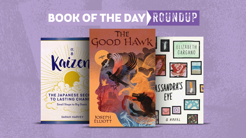 Book of the Day Roundup for January 27-31, 2020