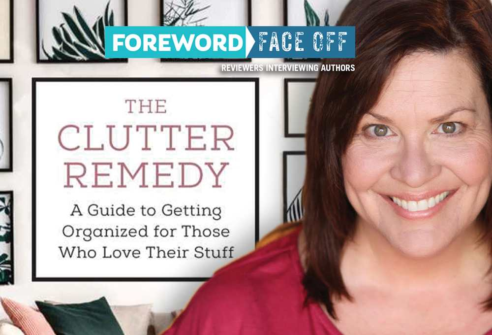 The Clutter Remedy billboard