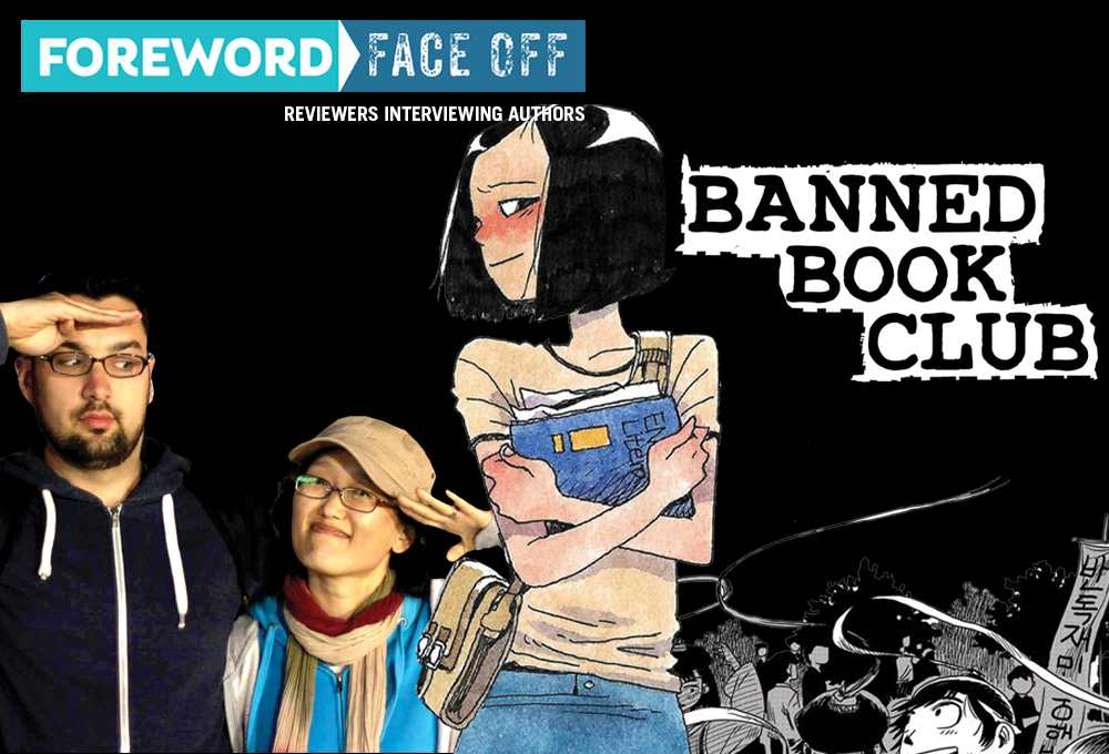 Banned Book Club Cover & Authors