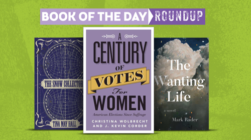 Book of the Day Roundup art for Feb. 24-28, 2020