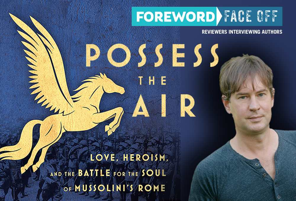 Possess the Air Cover & Author