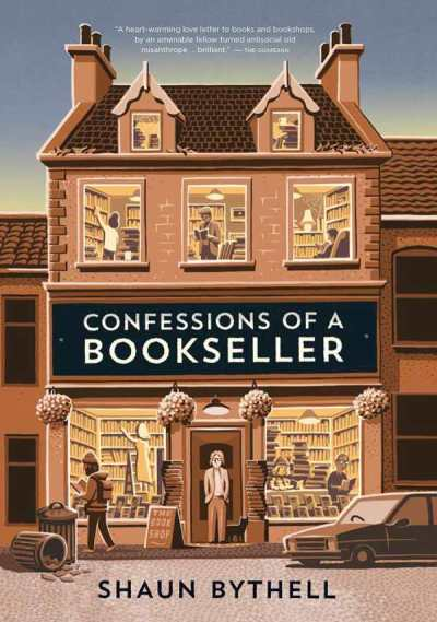 Confessions of a Bookseller cover