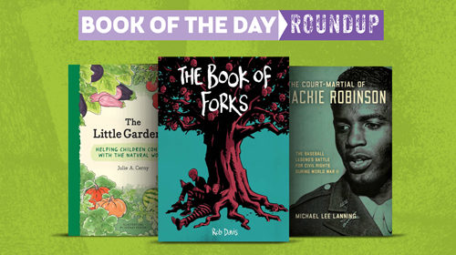 Book of the Day Roundup image for March 16-20, 2020