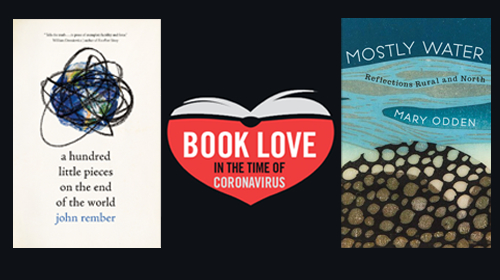 Book Love in the Time of Coronavirus Cover