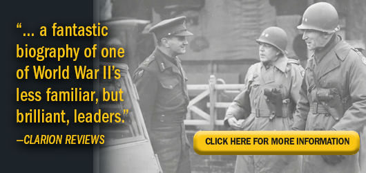 """…a fantastic biography of World War II's less familiar, but brilliant, leaders."" Clarion Reviews"