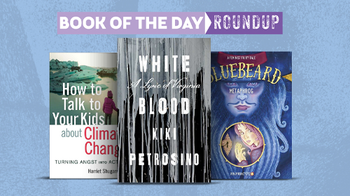 Book of the Day Roundup art for May 4-8, 2020