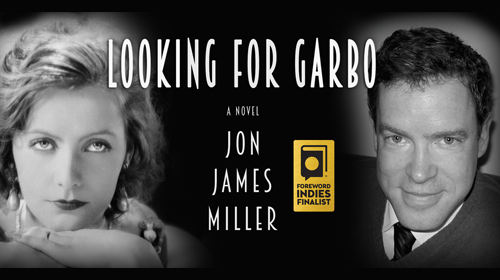 Looking for Garbo cover image and author