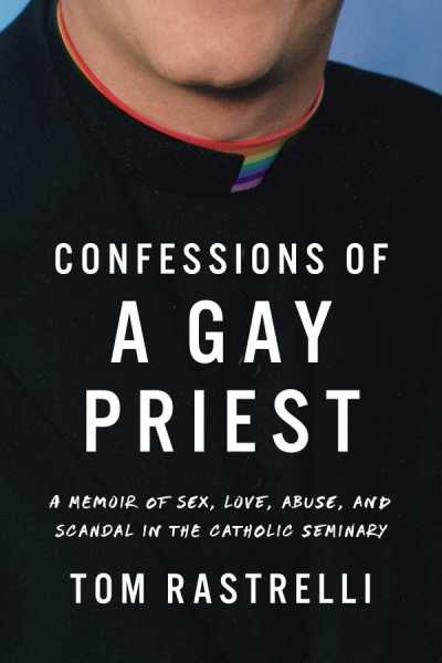 Confessions of a Gay Priest Cover