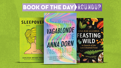 Book of the Day Roundup image for May 25-29, 2020