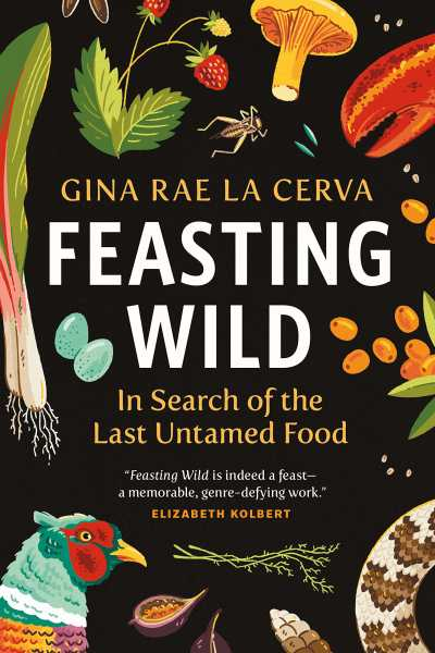 Feasting Wild Cover