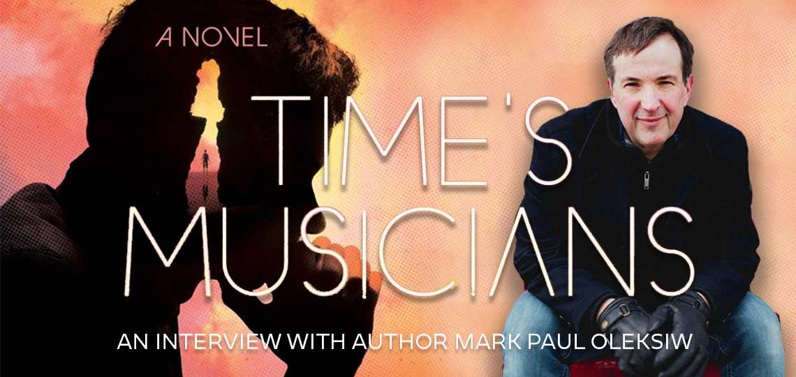 Time's Musicians cover art and author
