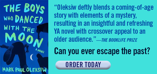 """""""Oleksiw deftly blends a coming-of-age story with elements of a mystery, resulting in an insightful and refreshing YA novel with crossover appeal to an older audience.""""—The Booklife Prize Can you ever escape the past? Order Today."""
