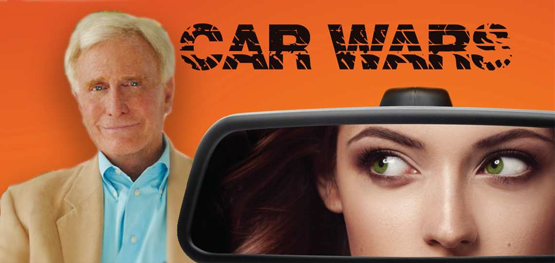Car Wars billboard