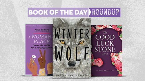 Book fo the Day Roundup image for July 6-10, 2020