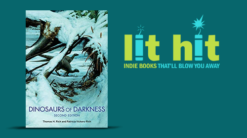 Dinosaurs of Darkness Lit Hit cover