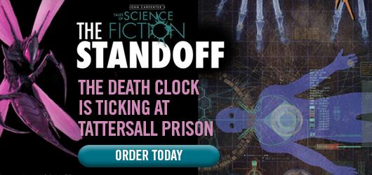 The death clock is ticking at Tattersal Prison ORDER TODAY