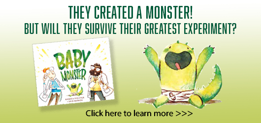 They created a monster! But will they survive their greatest experiment? Click here to learn more >>>