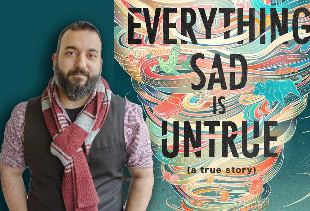 Everything Sad is Untrue billboard