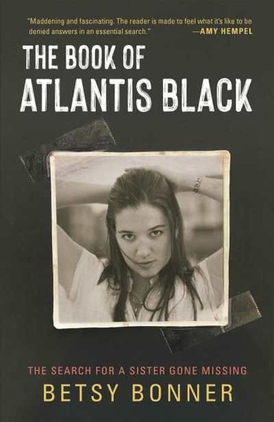 Atlantis Black cover