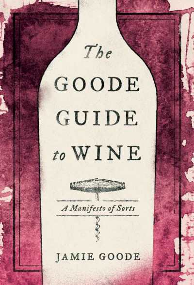 Goode Guide to Wine cover