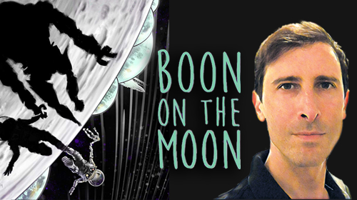 Boon on the Moon header