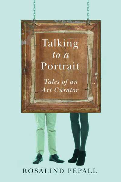 Talking to a Portrait cover