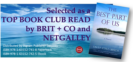 Selected as a TOP BOOK CLUB READ by BRIT = CO and NETGALLEY. Distributed by Ingram Publishers Services. ISBN 978-63152-741-8 Paperback. ISBM 978-63152-742-5 Ebook.