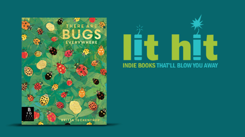 There are Bugs Everywhere cover