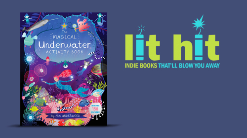The Magical Underwater Activity Book Lit Hit