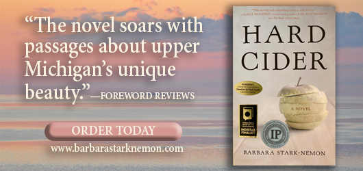 """""""The novel soars with passages about Upper Michigan's unique beauty."""" - Foreword Reviews Order Today www.barbarastarknemon.com"""