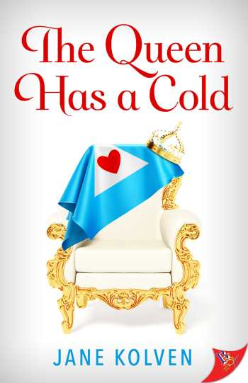 The Queen has a Cold cover