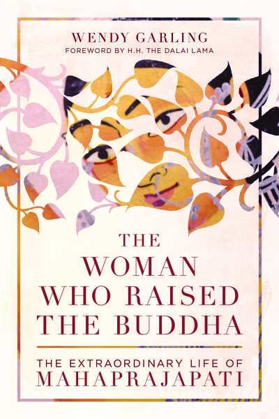 woman who raised the Buddha cover