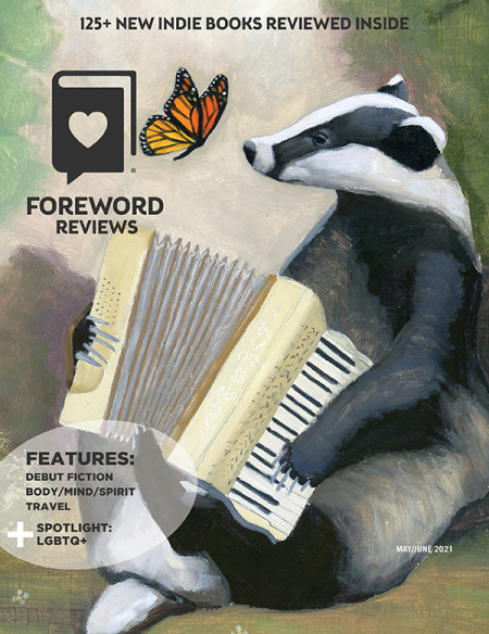 Foreword Reviews May/June 2021 front cover