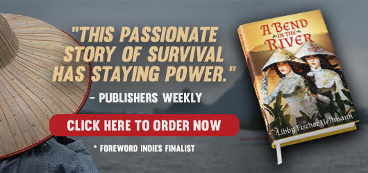 """""""This passionate story of survival has staying power."""" Publishers Weekly Click here to order now *Foreword INDIES Finalist A Bend in the River"""
