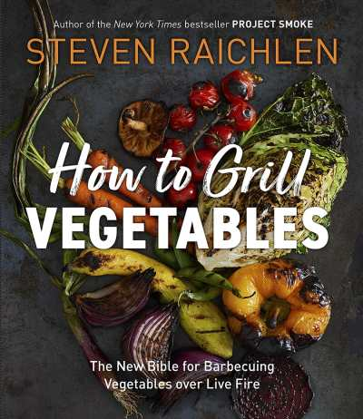 how to grill vegetables cover
