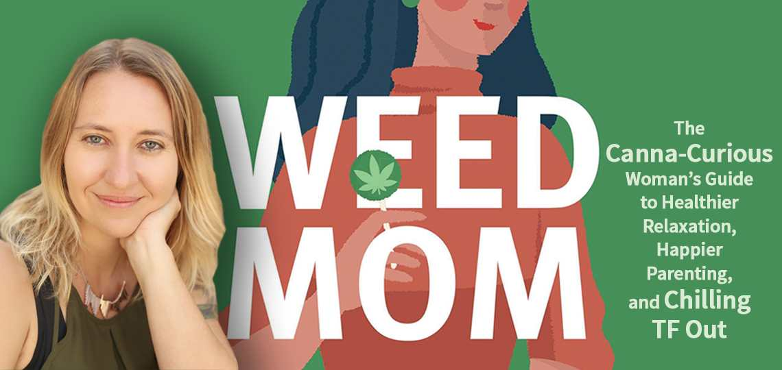 Weed Mom banner