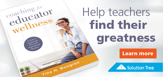 Coaching for Educator Wellness Help teachers find their greatness Learn More Solution Tree