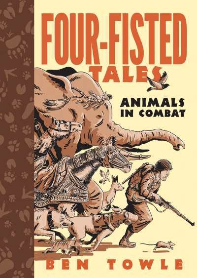 Four Fisted Tales cover