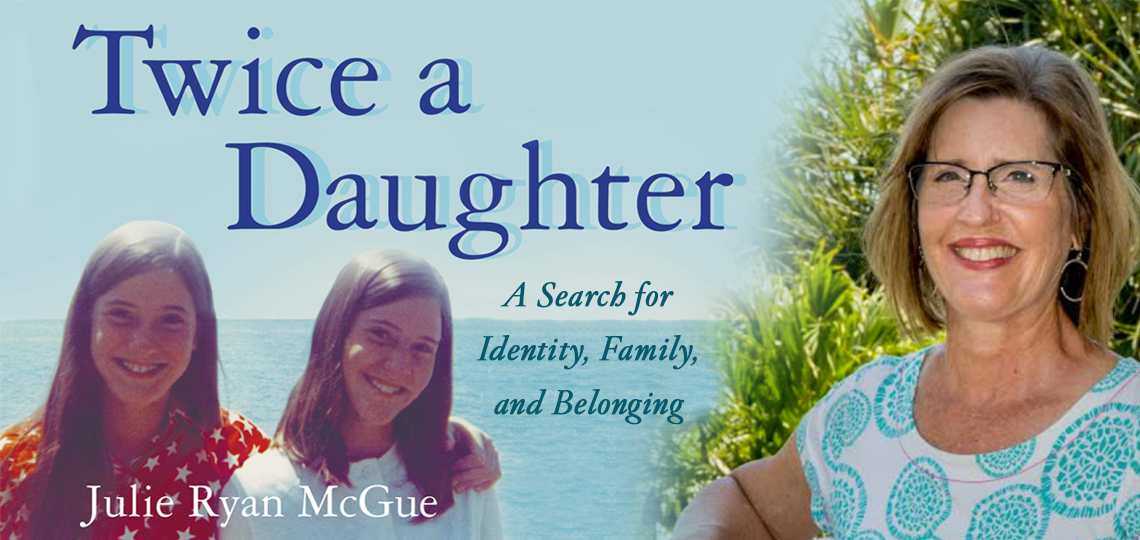 Twice a Daughter banner