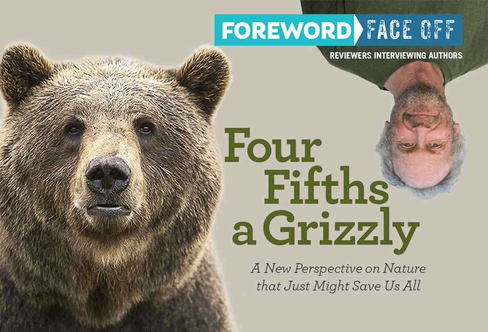 Four Fifths a Grizzly billboard