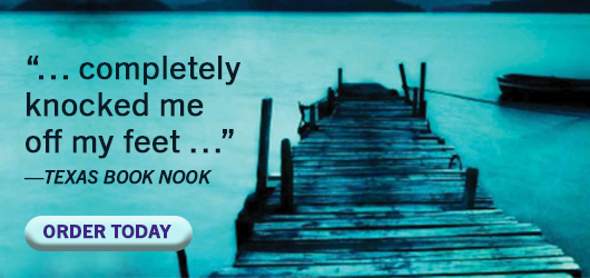 """""""…completely knocked me off my feet…"""" Texas Book Nook Order Today"""