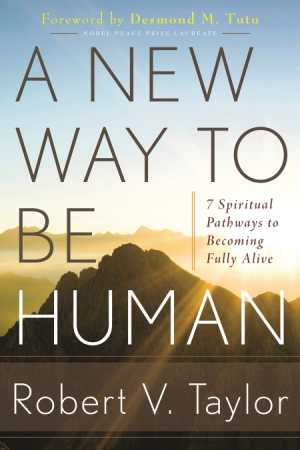 A New Way to be Human Cover