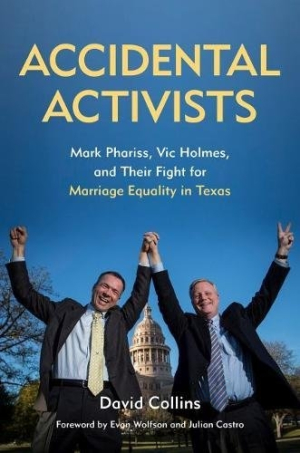 c16f1a70e14 Hats Off! to David Collins whose book Accidental Activists  Mark Phariss