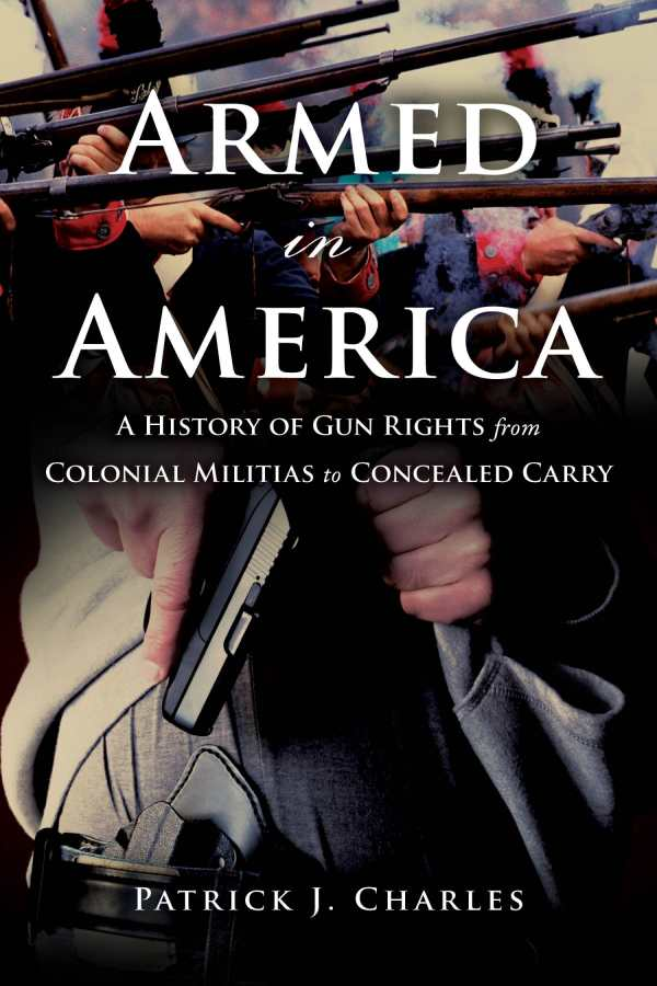 Review of Armed in America (9781633883130) — Foreword Reviews