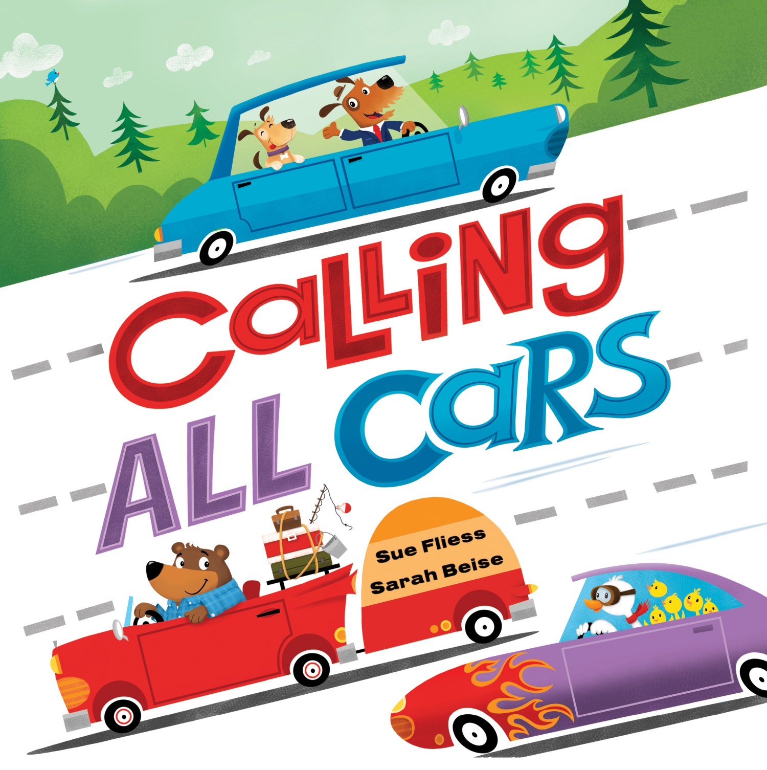 Review of Calling All Cars (9781492618812) — Foreword Reviews